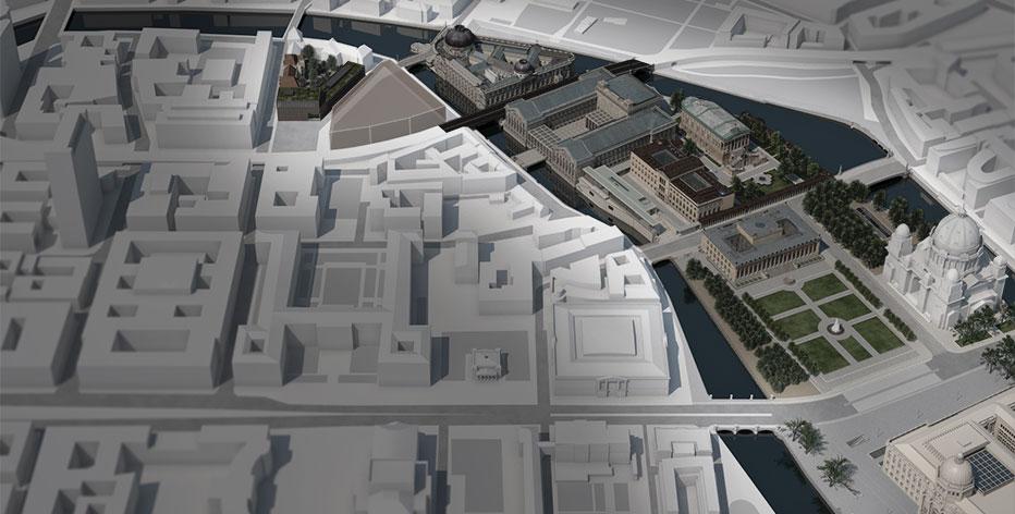 pergamonmuseum masterplan museumsinsel projektion zukunft. Black Bedroom Furniture Sets. Home Design Ideas