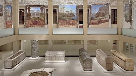Archäologische promenade museumsinsel berlin