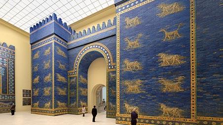 Rundgang Antike Architekturen