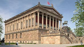 Alte Nationalgalerie (Visualisierung)